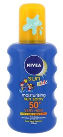Nivea Sun Kids SPF50+ Preparat do opalania ciała 200 ml