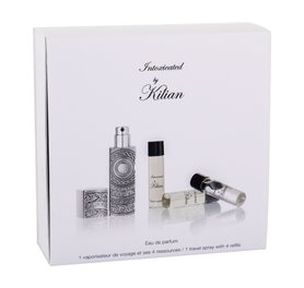 By Kilian The Cellars Intoxicated Do napełnienia woda perfumowana  4 x 7,5 ml + flakon do napełniania