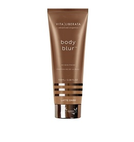 Vita Liberata Body Blur HD Skin Finish  Makeup do ciała odcień Latte Dark 100 ml