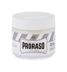 PRORASO White Pre-Shave Cream Preparat przed goleniem 100 ml