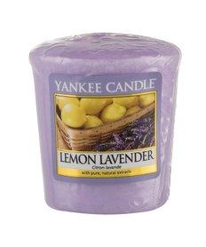 Yankee Candle Lemon Lavender Świeczka zapachowa 49 g