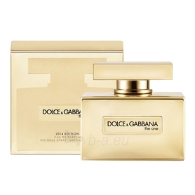 Dolce&Gabbana The ONE Limited Edition 2014 woda perfumowana 50 ml