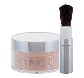Clinique Blended Face Powder And Brush Puder 03 Transparency 35 g