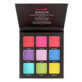 Barry M Eyeshadow Palette Neon Brights Cienie do powiek 12,6 g