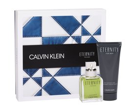 Calvin Klein Eternity For Men woda perfumowana 50 ml + Żel pod prysznic 100 ml