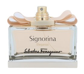 Salvatore Ferragamo Signorina Eleganza woda perfumowana 100 ml Flakon
