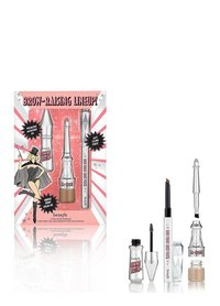 Benefit Gimme Brow Żel do brwi 3 g + Kredka do brwi Goof Proof 0,17 g + Kremowy żel do brwi Ka-Brow! 1,5 godcień 3 Warm Light Brown
