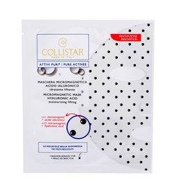 Collistar Pure Actives Micromagnetic Mask Hyaluronic Acid Maseczka do twarzy 1 szt.
