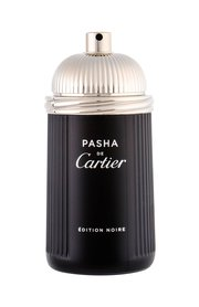 Cartier Pasha De Cartier Edition Noire woda toaletowa 100 ml Flakon