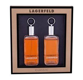 Karl Lagerfeld Classic woda toaletowa 60ml + 60ml Woda po goleniu