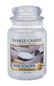 Yankee Candle Baby Powder Świeczka zapachowa 623 g