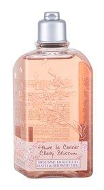 L´Occitane Cherry Blossom Żel pod prysznic 250 ml