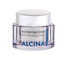 ALCINA Rich Anti-Aging Krem do twarzy na dzień 50 ml