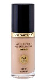 Max Factor Facefinity SPF20 3 in 1 Podkład  30 Porcelain 30 ml