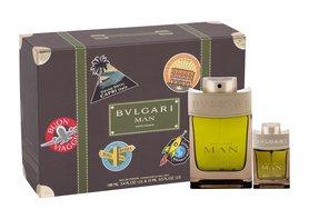 Bvlgari MAN Wood Essence woda perfumowana 100 ml + Edp 15 ml