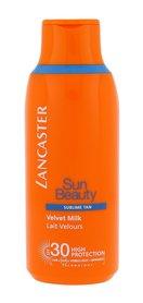 Lancaster Sun Beauty SPF30 Velvet Milk Preparat do opalania ciała 175 ml
