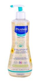 Mustela Bébé Stelatopia Olejek pod prysznic 500 ml