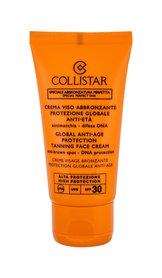 Collistar Special Perfect Tan SPF30 Preparat do opalania twarzy 50 ml