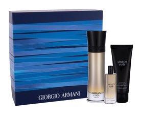 Giorgio Armani Code Absolu woda perfumowana 110 ml + Edp 15 ml + Żel pod prysznic 75 ml