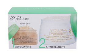 Collistar Special Perfect Body Anticellulite Draining Gel-Mud Żel do ciała 400 ml + Peeling do ciała Anti-Water Talasso-Scrub 150 g
