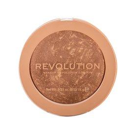 Makeup Revolution London Re-loaded Bronzer Odcień Long Weekend 15 g