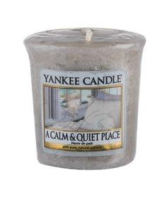 Yankee Candle A Calm Quiet Place Świeczka zapachowa 49 g