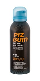 PIZ BUIN Protect & Cool SPF15 Preparat do opalania ciała 150 ml