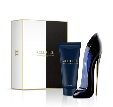 Carolina Herrera Good Girl woda perfumowana 50 ml + 75 ml Balsam  (1)