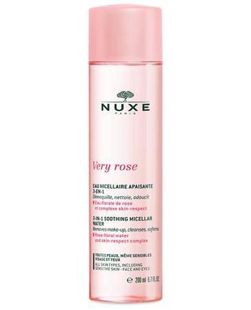 NUXE Very Rose 3-In-1 Hydrating Płyn micelarny 200 ml (1)