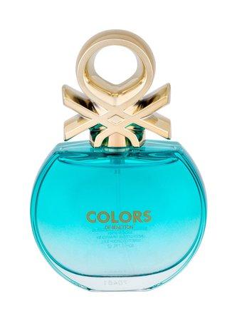 Benetton Colors de Benetton Blue woda toaletowa 80 ml (1)