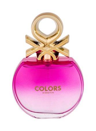 Benetton Colors de Benetton Pink woda toaletowa 80 ml  (1)