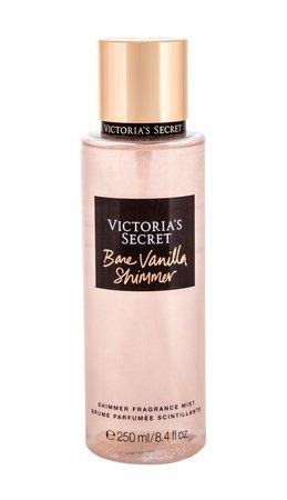 Victoria´s Secret Bare Vanilla Shimmer Spray do ciała 250 ml (1)