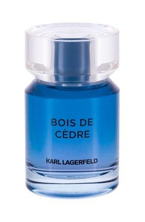 Karl Lagerfeld Les Parfums Matieres Bois de Cedre woda toaletowa 50 ml (1)