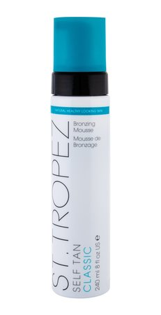 St.Tropez Self Tan Classic Bronzing Mousse Samoopalacz w piance 240 ml (1)