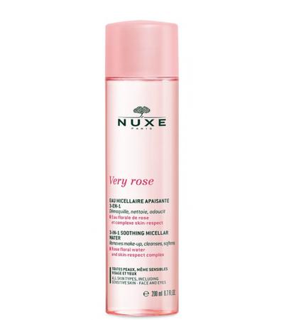 NUXE Very Rose 3-In-1 Soothing Płyn micelarny 200 ml (1)