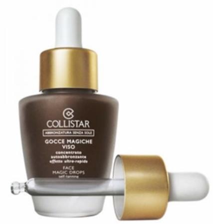 Collistar Tan Without Sunshine Face Magic Drops Samoopalacz 30 ml (1)